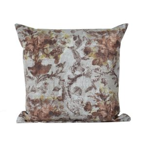 Natural Floral Scatter Cushion