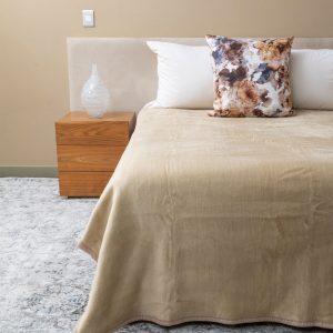 Hotel Blankets Beige