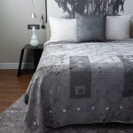 Beverly Faux Mink Blanket Grey