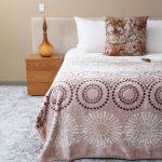 Casablanket Faux Fur Blanket Natural