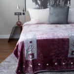 Beverly Faux Mink Blanket Pink