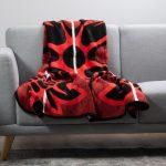 Basotho Blanket Red
