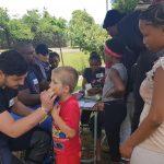 Sesli And Bikers For Mandela Day